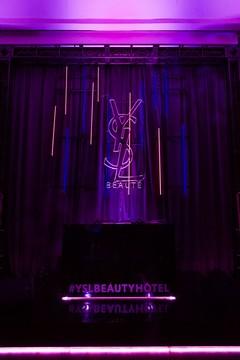 YSL Beauty Hotel, 2018