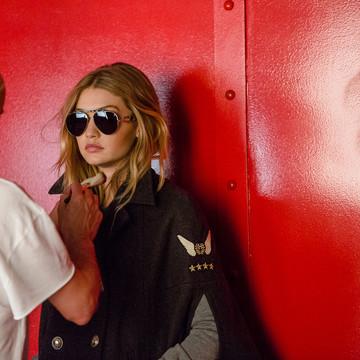 Gigi Hadid x Tommy Hilfiger Campaign, 2016