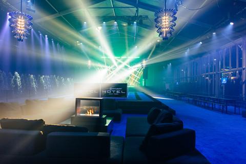 Superbowl - Bud Light Hotel, 2014
