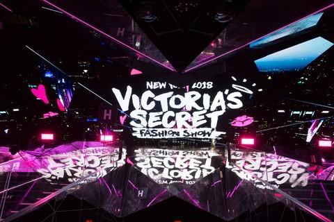 Victoria Secret Fashion Show, 2018